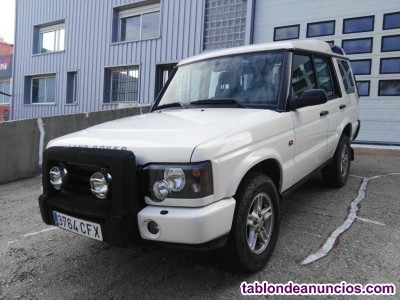 Land rover discovery 2.5 td5 s, 138cv, 5p del 2003