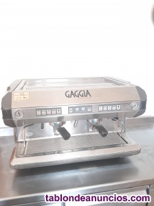 Cafetera gaggia system kb200