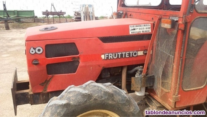 TRACTOR MARCA SAME