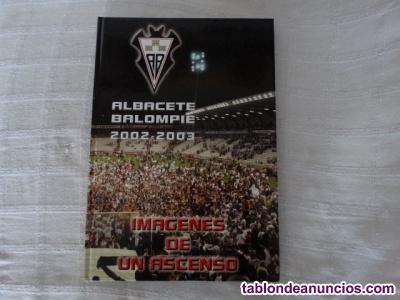 Albacete balompié 2002/03