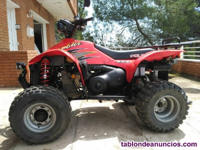 Polaris scrambler 500 4x4 2 plazas en perfecto estado