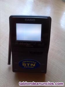 Minitelevisor casio 770