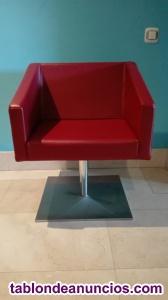 Silla/butaca inclass cubik giratoria