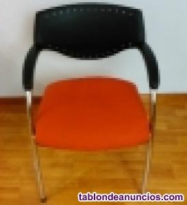 Vendo 2 sillas de confidente