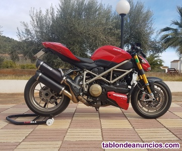 Ducati streetfigter 1098 s