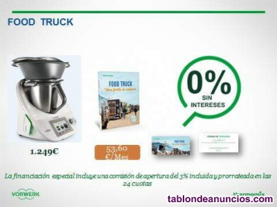 Thermomix 0%intereses