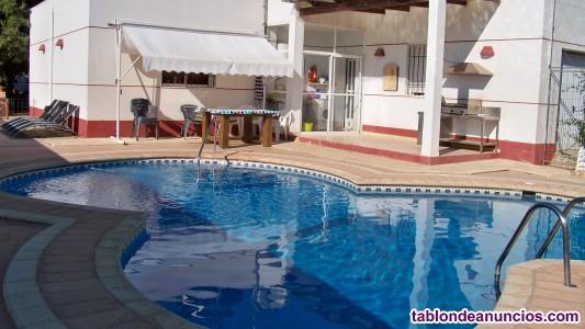 Casa/chalet con piscina en níjar