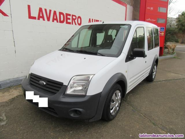 FORD TRANSIT CONNECT -