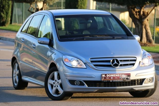 MERCEDES CLASE B 200 CDI CHROME