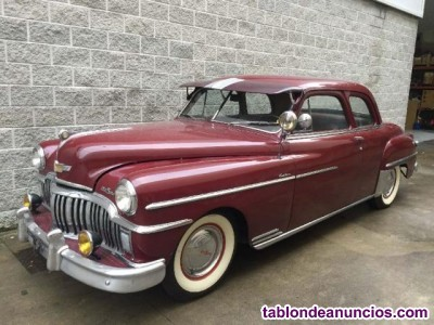 DeSoto Custom Coupe