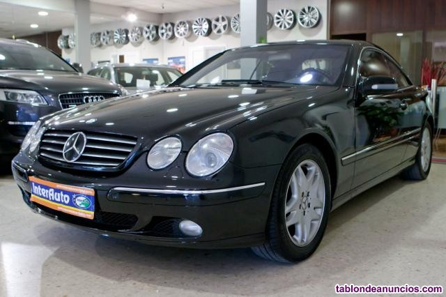 MERCEDES CLASE CL 500 FULL EQUIPO