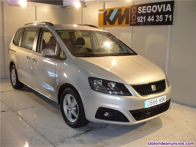 Seat alhambra 2.0tdi cr eco. Reference 140