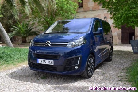 Citroen jumpy spacetourer 2.0 blue-hdi fap feel xs 180cv