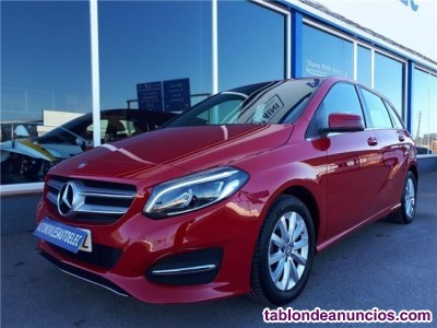Mercedes-benz b 180 d luces de leed