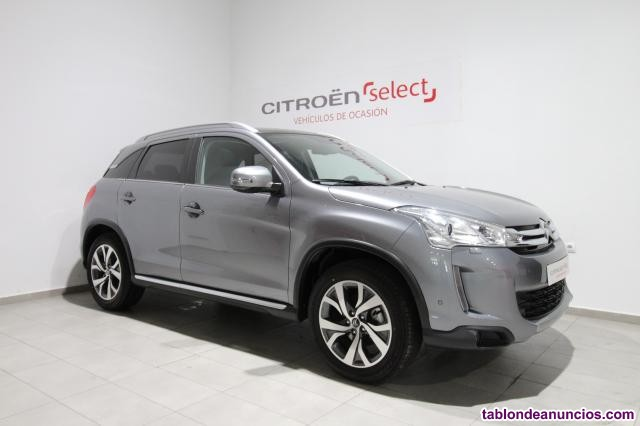 CITROEN C4 AIRCROSS HDI 115 S S 4WD EXCLUSIVE