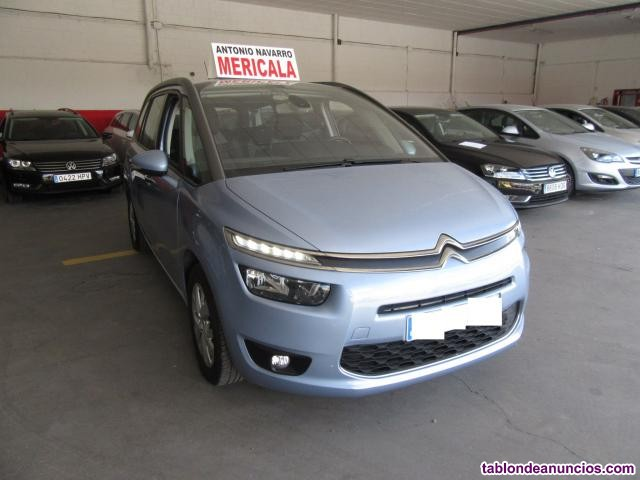Citroen c4 grand picasso 1.6 hdi 115 seduction-