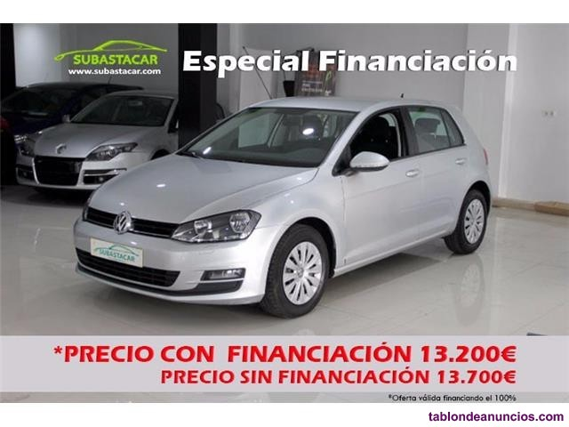 VOLKSWAGEN GOLF 1.6TDI TRENDLINE BUSINESS DSG 105