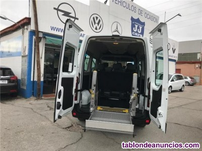 RENAULT MASTER COMBI 9 L2H2 3500 ENERGY DCI 145