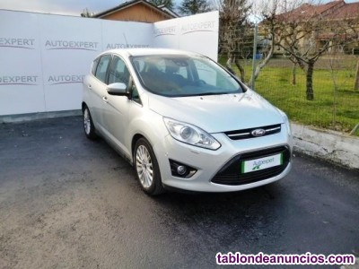 Ford c-max 2.0tdci titanium powershift