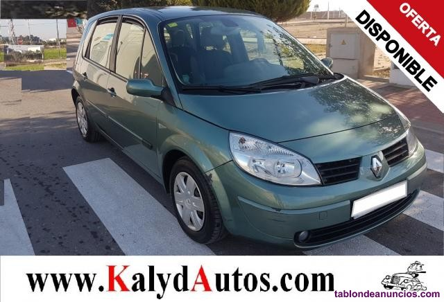 Renault scenic 1.5 dci 100 cv. Expression confort
