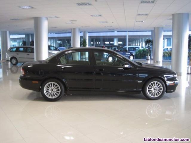 Jaguar x-type 2.2d classic aut.