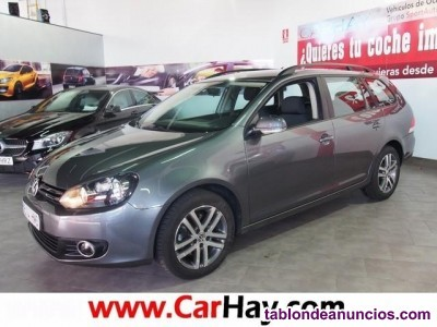 VOLKSWAGEN GOLF VARIANT 1.6 TDI CR ADVANCE 77KW (105CV