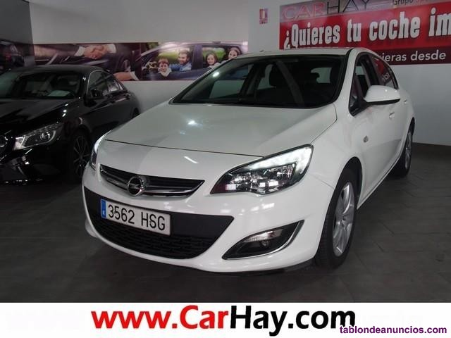 OPEL ASTRA 1.7CDTI S S SELECTIVE 81 KW (1