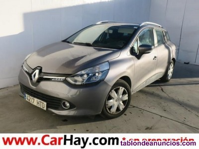 RENAULT CLIO SPORT TOURER DCI 90 ENERGY DYN