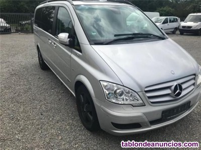 Mercedes-benz viano v6 3.0 exclusive