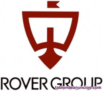 Venta de recambios rover group