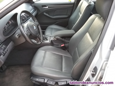 BMW 320 D, IMPECABLE BMW 320 DIESEL 6 VELOCIDADES