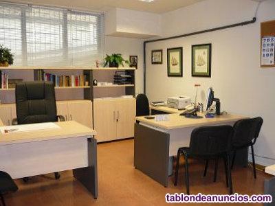 Alquiler despachos en centro de negocios
