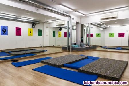 Clases de acroyoga, acroportes,baile, danza,pilates, yoga...
