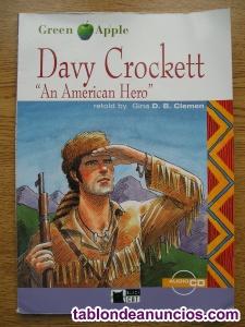 "Libro lectura ingles ""DAVY CROKETT"""