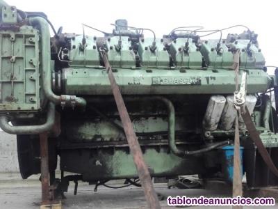 Repuestos para motores marinos