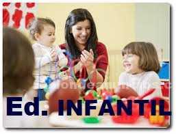 Educación infantil  oposiciones preparadoras murcia 2020