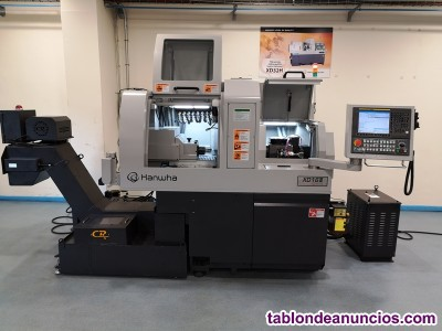 TORNO CABEZAL MOVIL XD16III EN STOCK
