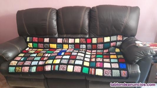 Manta de Sofa