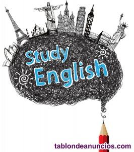 Clases particulares de inglés todos los niveles