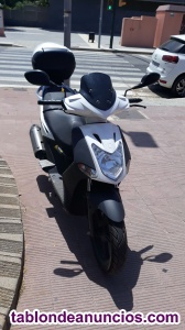 KYMCO AGILITY CITY 125CC , ESCUTER