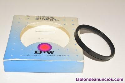 FILTRO MACRO  2 B W (NL2) 58MM