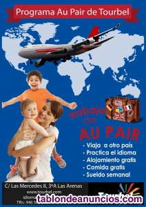 Needed au pair for a family in vitoria