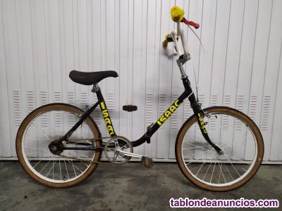 Bici Bmx Plegable