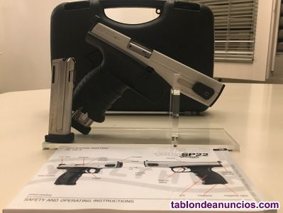 Pistola walther sp 22