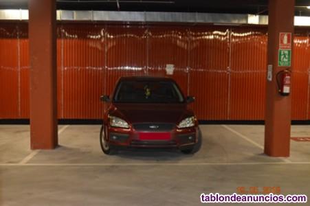 Alquilo enorme aparcamiento junto a Ciudad Justicia
