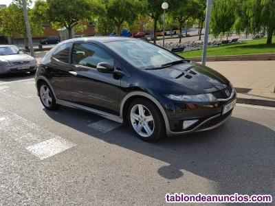 HONDA CIVIC TYPS, VENDO HONDA CIVIC TYPS