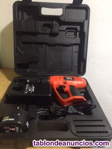 TALADRO BLACK AND DECKER 9, 6 V