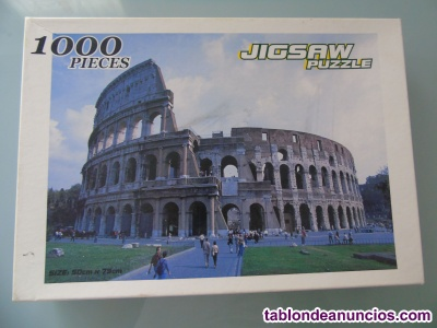 PUZZLE COLISEO