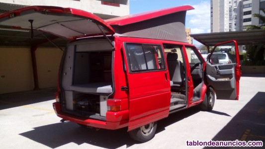VW CALIFORNIA T4, VOLKSWAGEN CALIFORNIA CAMPING