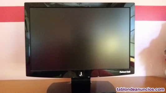 MONITOR PACKARD BELL 19 AMP;QUOT; PANORAMICO